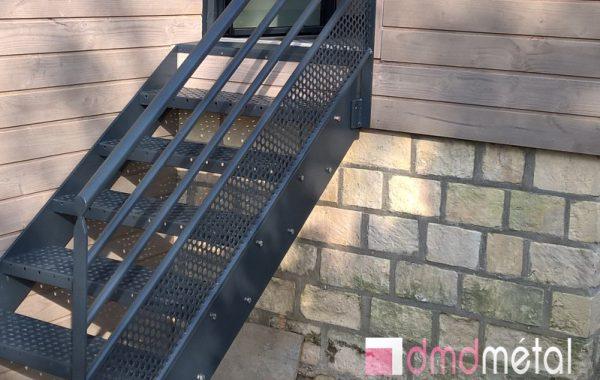 DMD Métal – Escalier – Caen