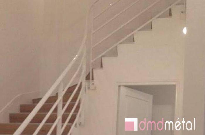 Escalier DMD Métal