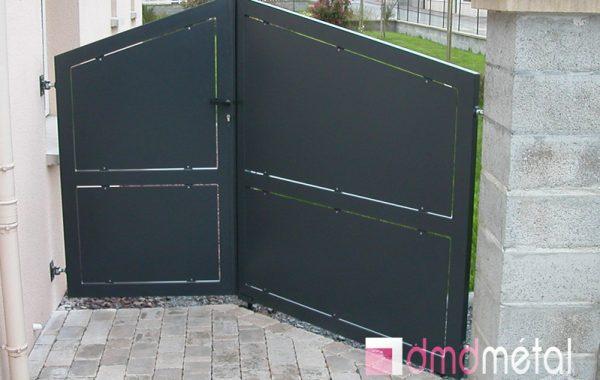 DMD Métal Caen – Portail
