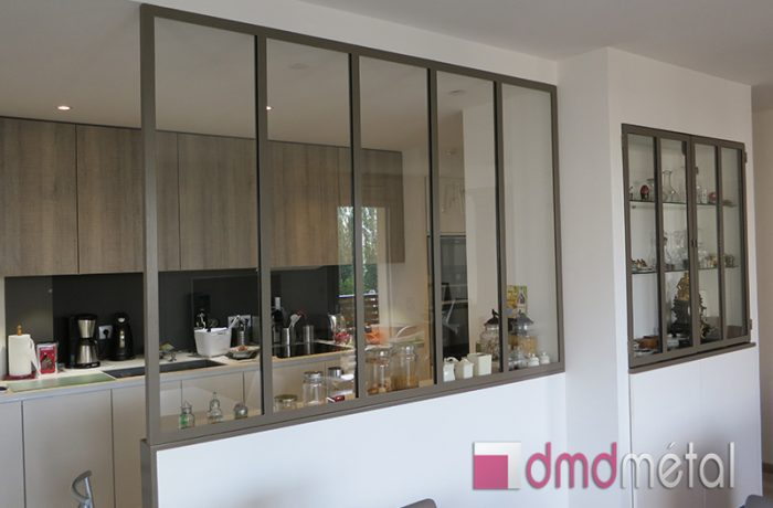 DMD – Verrière sur mesure