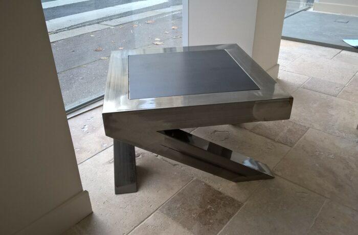 Table basse métal – DMD MÉTAL