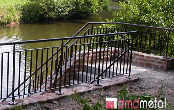 DMD Métal – conception escalier