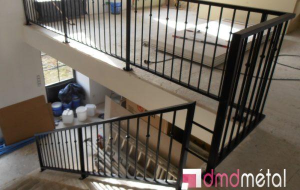 DMD Métal – Escalier – Métallerie